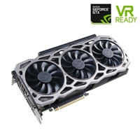 EVGA GeForce GTX 1080 Ti FTW3 GAMING 11GB GDDR5X Video Cards
