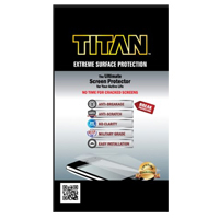 Titan Screen Protectors Screen Protector for Galaxy S8