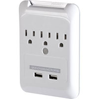 Targus Plug-N-Power Charging Station w/ USB Charging Ports (Refurbished)