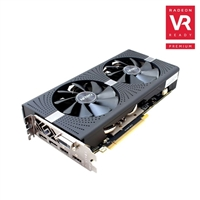 Sapphire Technology Radeon NITRO+ RX 580 4GB GDDR5 Video Card