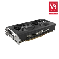 Sapphire Technology Radeon Pulse RX-580 Overclocked 8GB GDDR5 Video Card