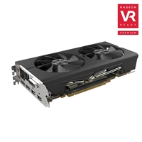 Sapphire Technology Radeon Pulse RX 580 Overclocked 4GB GDDR5 Video Card