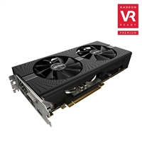 Sapphire Technology Radeon NITRO+ RX 570 Overclocked 8GB GDDR5 Video Card