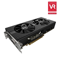 Sapphire Technology Radeon NITRO+ RX 570 4GB GDDR5 Video Card
