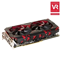 PowerColor AXRX Radeon RX-580 Red Devil Overclocked 8GB GDDR5 Video Card