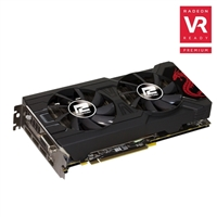 PowerColor AXRX Radeon Red Dragon RX-570 4GB GDDR5 Video Card
