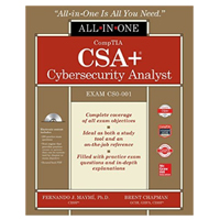 McGraw-Hill CompTIA CSA+ Cybersecurity Analyst Certification All-in-One Exam Guide (Exam CS0-001)