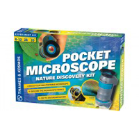 Thames And Kosmos Pocket Microscope