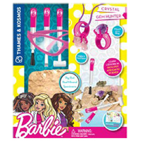 Thames & Kosmos Barbie Crystal Gem Hunter