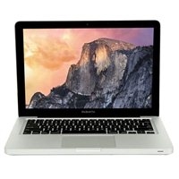 "Apple MacBook Pro FD101LL/A 13.3"" Laptop Computer Pre-Owned - Silver"