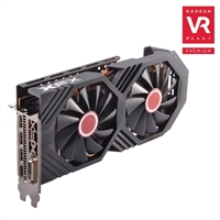 XFX Radeon RX-580 Overclocked 8GB GDDR5 Graphics Card