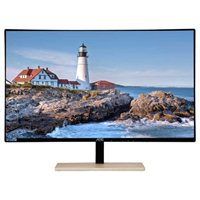 "AOC P2779VC 27"" Full HD 60Hz VGA HDMI LED Monitor w/ Qi Phone Charging Technology"