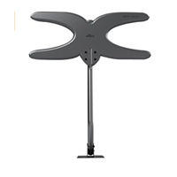 Mohu 60-Mile Attic/Outdoor HDTV Antenna Refurbished