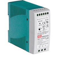 Trendnet 60W Single Output Industrial DIN-Rail Power Supply