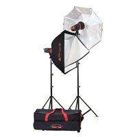 Photogenic Two-Light Matrix Monolight Kit