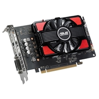 ASUS Radeon RX-550 2GB GDDR5 Graphics Card