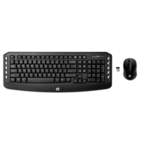 HP Wireless Classic Desktop Keyboard & Mouse Combo