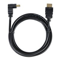 RCA 6ft HDMI Cable with one right angle connector