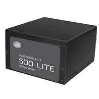 Cooler Master MasterWatt Lite 500 Watt 80 Plus ATX Power Supply