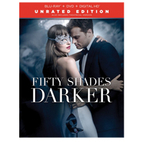 Universal Fifty Shades Darker Blu-Ray