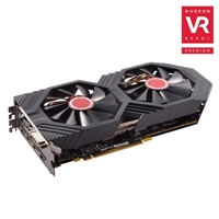 XFX Radeon RX-580 Overclocked 4GB GDDR5 Video Card