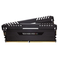Corsair Vengeance RGB 16GB 2 x 8GB DDR4-3000 PC4-24000 CL15 Dual Channel Desktop Memory Kit
