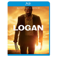 20th Century Fox Logan Blu-ray