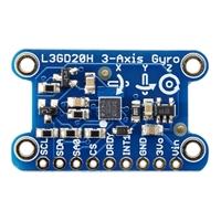 Adafruit Industries L3GD20H Triple-Axis Gyro Breakout Board