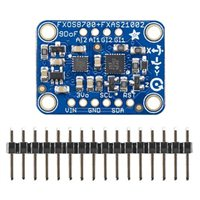 Adafruit Industries Precision NXP 9-DOF Breakout Board - FXOS8700 + FXAS21002