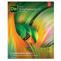 Addison-Wesley Adobe Dreamweaver CC Classroom in a Book 2017
