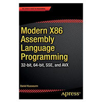 Apress MODERN X86 ASSEMBLY LANG