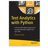 Apress Text Analytics with Python
