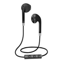 Sentry Industries Bluetooth Earbuds - Black/Silver