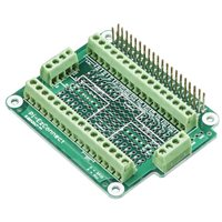 Alchemy Power Inc. Pi-EzConnect GPIO HAT for Raspberry Pi 2/3