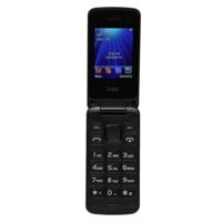FiGO Sling Flip Phone - Black