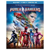 Trimark Saban's Power Rangers Blue-ray