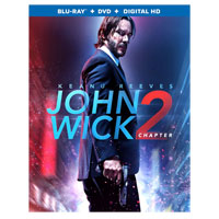 Trimark John Wick 2 Blue-ray