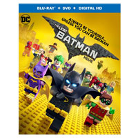 Warner The Lego Batman Movie Blu-ray