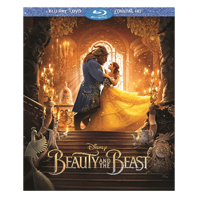 Disney Beauty and the Beast Blu-ray