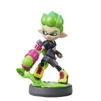 Nintendo Amiibo, Inkling Boy in Green