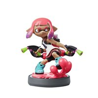 Nintendo Amiibo, Inkling Girl in Pink
