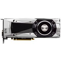 NVIDIA Founders Edition GeForce GTX 1070 Single-Fan 8GB GDDR5 PCIe Video Card Refurbished