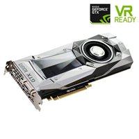 NVIDIA Founders Edition GeForce GTX 1080 Single-Fan 8GB GDDR5X PCIe Video Card Refurbished