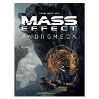 Dark Horse Books The Art of Mass Effect: Andromeda