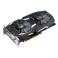 ASUS Radeon RX 580 Overclocked 4GB GDDR5 Video Card