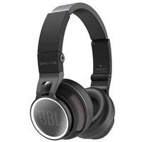 JBL Synchros S400BT Bluetooth Over-Ear Headphones - Black (Refurbished)