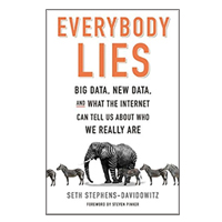Academic Press EVERYBODY LIES