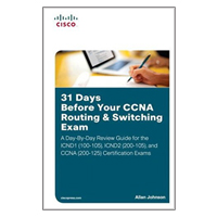 Addison-Wesley 31 DAYS BEFORE YOUR CCNA