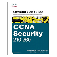 Addison-Wesley CCNA Security 210-260 Official Cert Guide