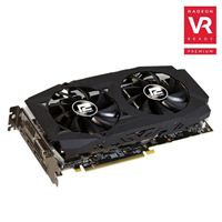 PowerColor Red Dragon Radeon RX 580 Dual-Fan 8GB GDDR5 PCIe Video Card
